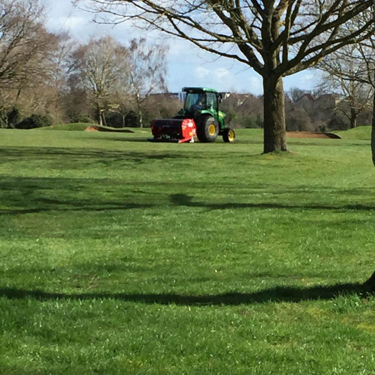 Nuneaton Golf Course pond Extension